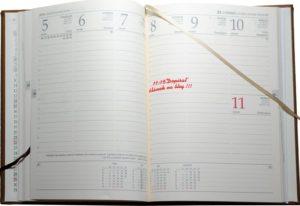 Kalendár by nevyzeral dobre s prepísanými úlohami