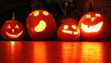 Tekvice na halloween