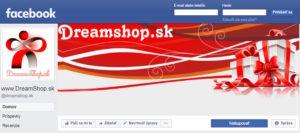 Facebook Dreamshop.