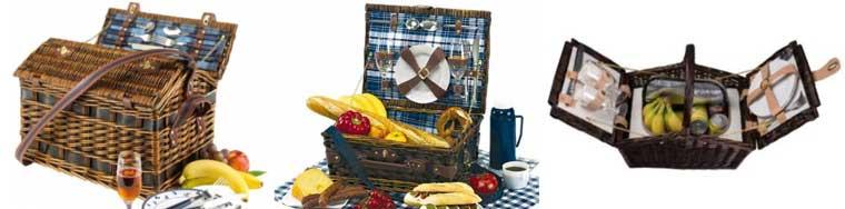 Piknikový kôš - skvelý svadobný darček