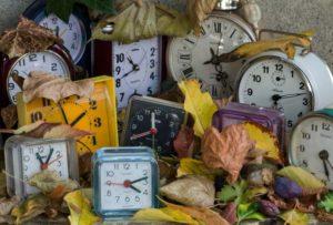 Nezabudnite si pretočiť hodiny