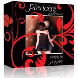 Sexi hra pre mužov Predohra