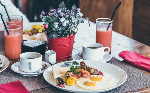 Raňajky pre mamičku