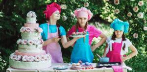 Spoločné varenie s deťmi
