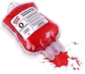Krvavá infúzia s vôňou višne