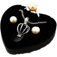 Set náhrdelník, naušnice, prsten